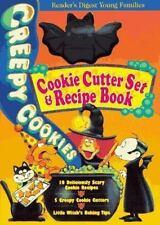 Creepy Cookies: Cookie Cutter Set & Recipe Book (Cookie Cutter Set and Recipe