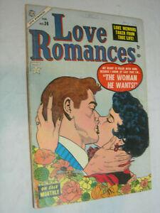 Love Romances #36 VG I'm the woman he wants
