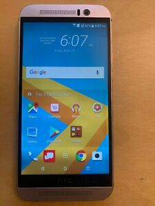 HTC One M9 32GB Android Verizon Wireless 4G LTE Smartphone used screen issue