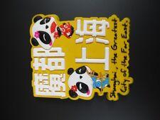 Shanghai China Fridge Magnet Souvenir Asien,Rubber Kautschuk,Neu