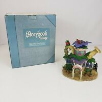 Department 56 Vintage Storybook Village Mary Mary Quite Contrary Lighted House
