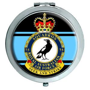 75 Escuadrón, Raaf Royal Australian Air Force Espejo Compacto