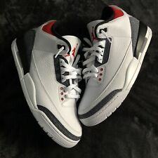 "Air Jordan 3 Retro SE ""FIRE RED DENIM"" SIZE 10! CZ6431-100! 100% AUTHENTIC"