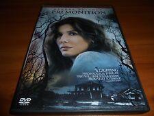 Premonition (DVD, 2007, Widescreen) Julian McMahon, Sandra Bullock Used