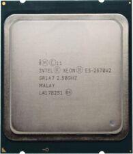 Intel Xeon E5-2670 V2 (SR1A7) 2.50GHz 10-Core LGA2011 CPU