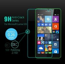 100% Genuine Tempered Glass Screen Protector For Nokia Lumia 535