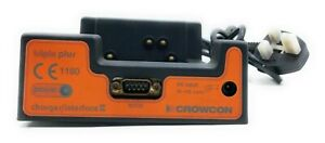 Crowcon Triple Plus RS232 Charger with Multi-Region Power Supply