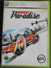 Microsoft Xbox 360 Burnout Paradise