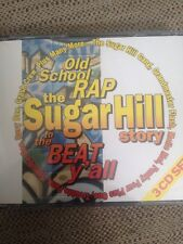 The SugarHill Story - Old School Rap To Beat Y'all  3 x CD Set