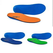 Powerstep Pinnacle Full Length Arch Support Orthotic Insole For Plantar Faciitis