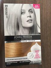 John Frieda precision foam colour - 9N Light Natural Blonde