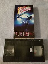 Dirty Dancing: Live in Concert (1989) - VHS Tape - Eric Carmen - Bill Medley