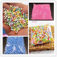 Filling Polystyrene Assorted Colors Filler Foam Beads Foam Balls Styrofoam