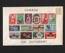 OPC Canada 100 different Oldtimer Packet Used