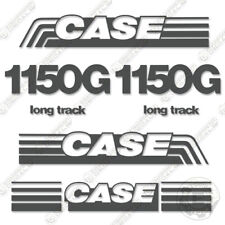 Case 1150G Decal Kit Dozer Crawler Decals 1150 G Replacement Stickers 1998 1999