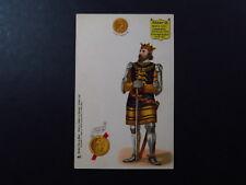 PC UK GB Raphael Tuck Kings & Queens of England Henry III Henricus Dei Hveernie