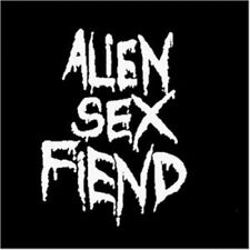 Alien Sex Fiend All our yesterdays-The singles collection 1983-1987  [CD]