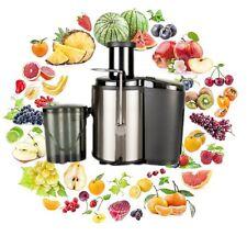 Electric Fruit Juicer Vegetable Juice Citrus Extractor Machine Blender 600ml New