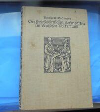 Borchardt-Wustmann: Die sprichwörtlichen deutschen Redensarten 1925 Volksmund