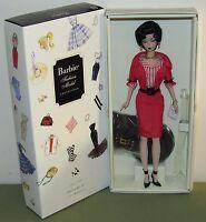 Gal on the Go Silkstone Barbie Doll #N5021 NRFB 2008 Gold Label 2900 Worldwide