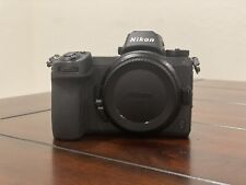 Nikon Z7 45.7MP Digital Camera - Black (Body Only) - Excellent Condition