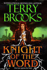 A KNIGHT OF THE WORD., Brooks, Terry., Used; Very Good Book