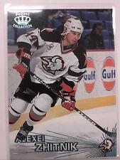 1997-98 Pacific ICE BLUE  Alexei Zhitnik  Card 236  50X Base Value Rare !!!
