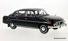Tatra 603 1969  schwarz  1:18 BOS