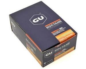 GU Roctane Gel (Vanilla-Orange) (24 1.1oz Packets) [051]