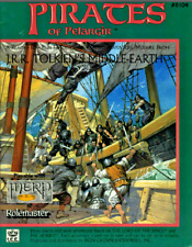 Pirates of Pelargir (MERP/Middle Earth Role Playing #8104) (Stock No. 8104)