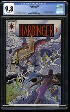 Harbinger #0 CGC NM/M 9.8 White Pages