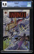 Harbinger #0 CGC NM/M 9.8 White Pages