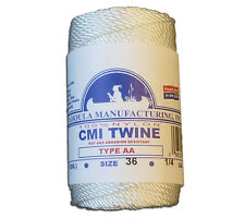 Catahoula No 36 Type A A Twine 4 oz Spool 131 ft Twisted Nylon Line