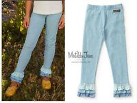 (B0303) NEW Matilda Jane Just A Believer Leggings size 2/10/14