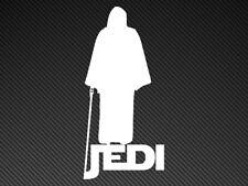 Jedi Knight Star Wars Car Sticker Vinyl Decal 4x4 Van Truck ipad tablet laptop