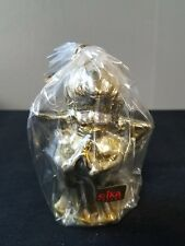 8pc Angel candles, gold, made in Germany, Eika Kerzen, new