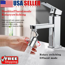 Universal Splash Filter Faucet 720° Rotate Water Outlet Faucet 2020 Us
