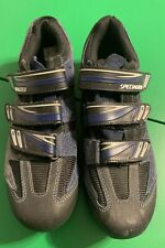 Men's Bicycle Shoes Specialized 46 13 US Body Geometry Blue Bike