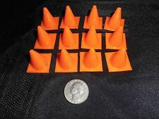 3D printed Mini Traffic cones
