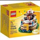 LEGO 40153 Birthday Cake Table Decoration Ages 1-99