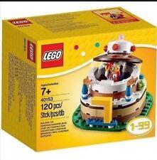 LEGO 40153 Compleanno Torta con esclusivo GIULLARE FIGURE MINI
