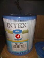 Lot 12 Intex Filter Cartridge Type H Swimming Pool 29007E