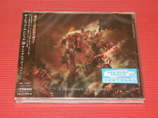 2017 JAPAN CD MORBID ANGEL Kingdoms Disdained