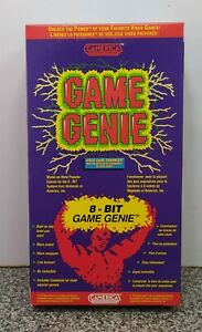 GAME GENIE FOR NINTENDO OF AMERICA  VINTAGE ULTRA RARE  NINTENDO NES