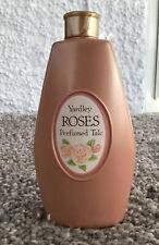 Vintage YARDLEY Roses Perfumed Talc 100g Talcum Powder