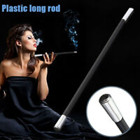 1920's Cigarette Holder Long Smoking Pipe Filter Vintage Style Plastic Rod Smoke