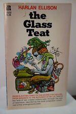 THE GLASS TEAT by Harlan Ellison (Vintage 1970 Paperback Ace Book)