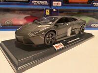 Lamborghini REVENTON 1/18 Scale Maisto special edition Matte Grey New in the Box