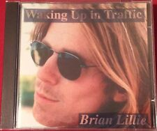 Brian Lillie - Waking Up In Traffic (CD)