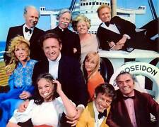 THE POSEIDON ADVENTURE CAST PHOTO GENE HACKMAN STELLA STEVENS CAROL LYNLEY
